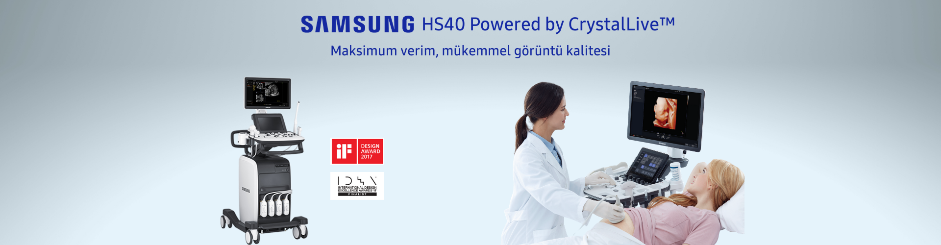 Samsung HS40 Ultrasonografi Sistemi