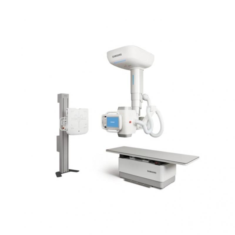 Samsung GC70 Tavan Statifli Dijital Röntgen