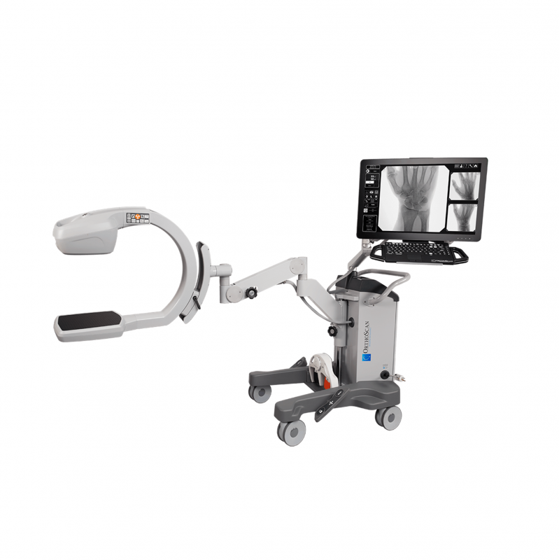 Orthoscan Fd Pulse Mini C-kollu